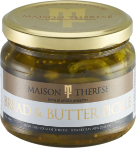 Maison Therese Bread & Butter Pickle
