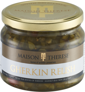 Maison Therese Gherkin Relish