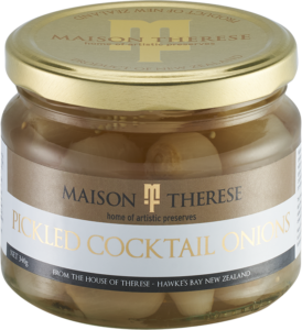 Maison Therese Pickled Cocktail Onions