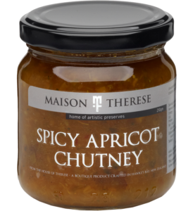 Maison Therese Spicy Apricot Chutney