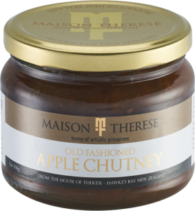 Maison Therese Old Fashioned Apple Chutney