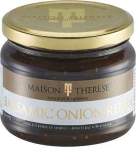 Maison Therese Balsamic Onion Relish
