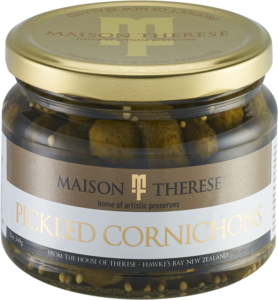 Maison Therese Pickled Cornichons
