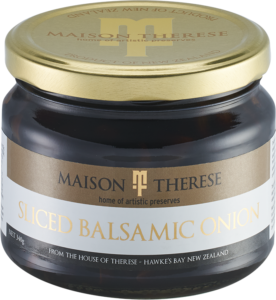 Maison Therese Sliced Balsamic Onion