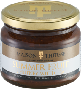Maison Therese Summer Fruit Chutney