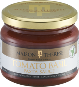 Maison Therese Tomato Basil Pasta Sauce