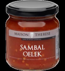 Maison Therese Sambal Oelek