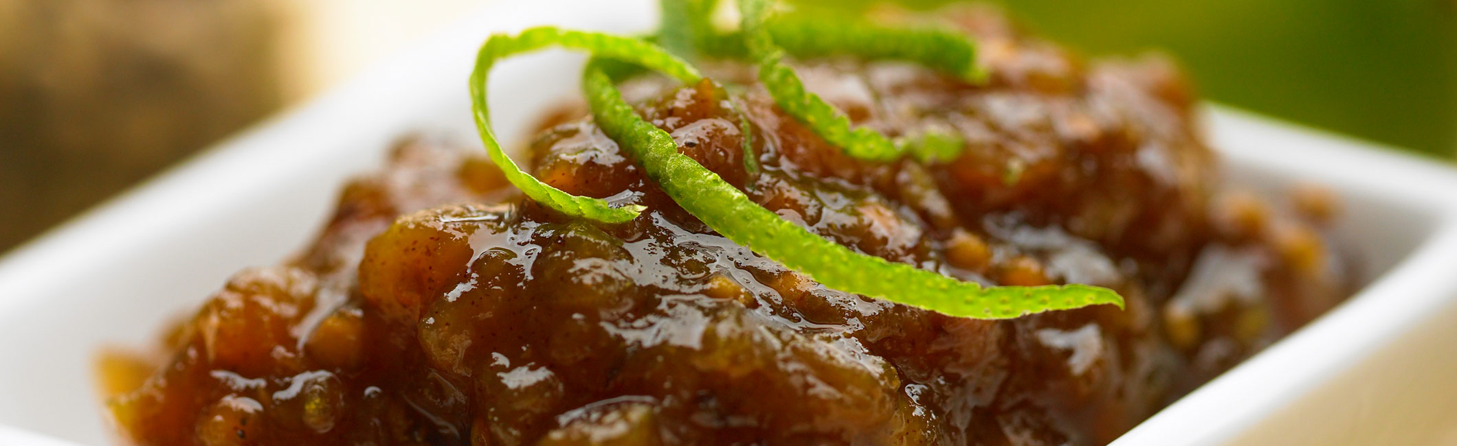 Condiments – Lime Chutney