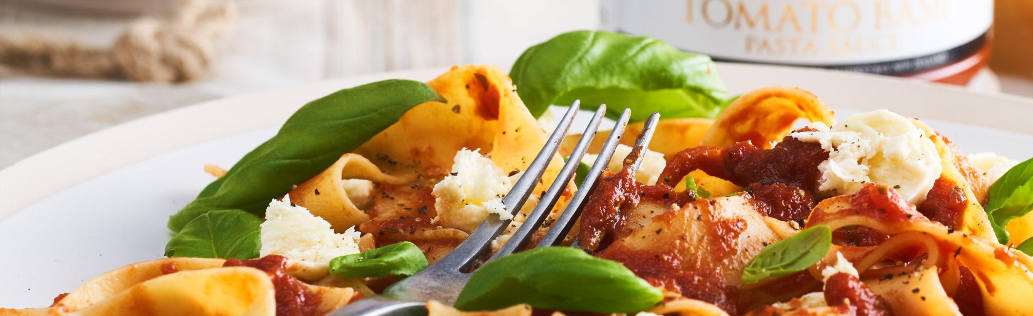 Pasta Sauce – Tomato Basil